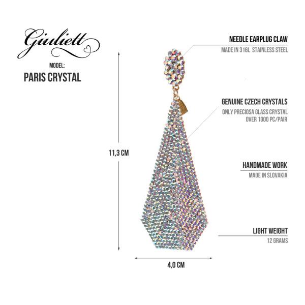 Giuliett Paris Czech Crystal Champagne-135448-20