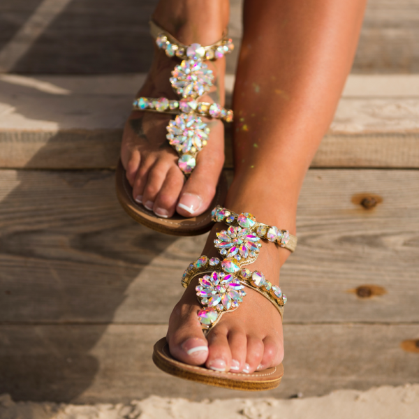 Milano Crystals Sandals-111472-31