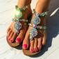 Milano Crystals Sandals